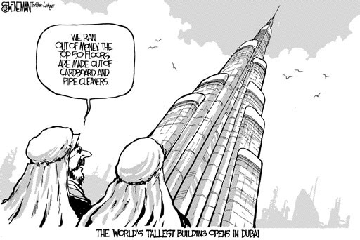 World's tallest building draws criticism of excess from German ...