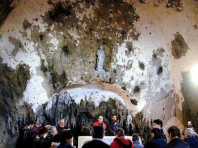 St Peter's Grotto Church in Antioch-syria