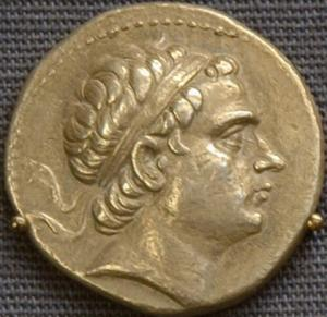 coin antiochus iii the great