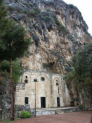"Cave Church of St. Peter, Antioch ""christian architecture in syria"""