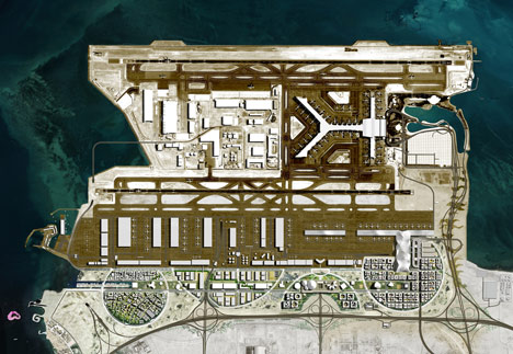 dezeen_OMA-chosen-to-masterplan-Airport-City-in-Doha_3
